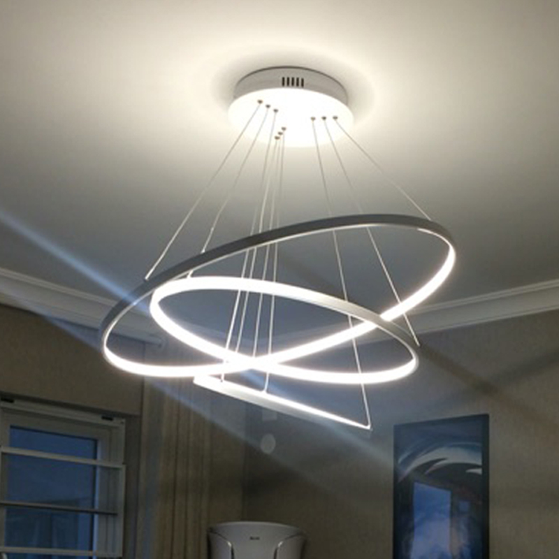 Orbit Led Chandelier Lumina Concepts