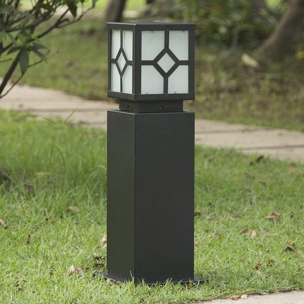 Bl 10 outdoor bollard light lumina concepts for Outdoor lighting concepts