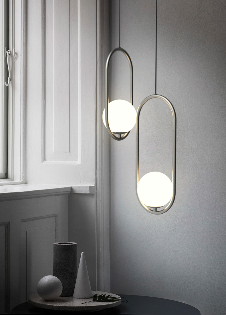 of led pendant folio photo light drop one prototype nielsen voss