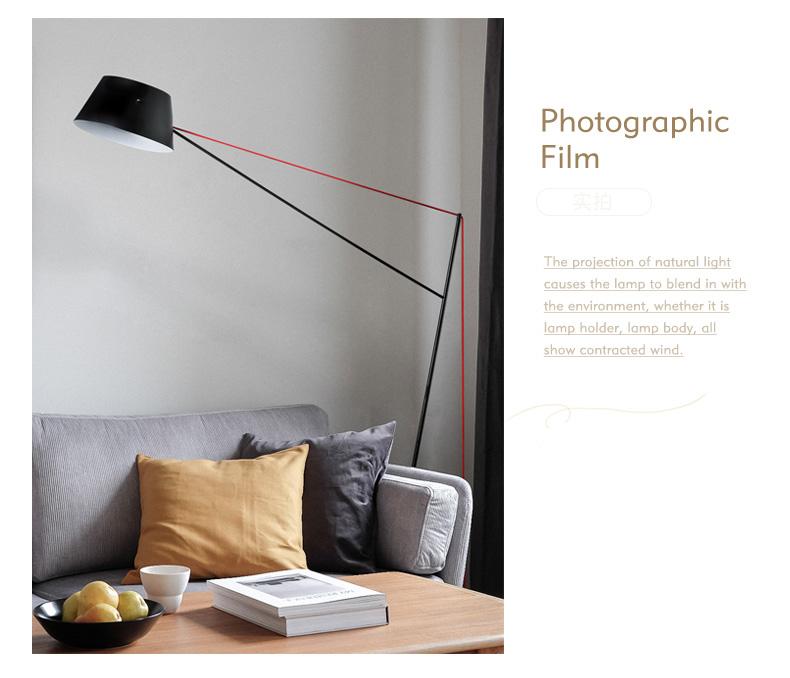 Conant Floor Lamp Lumina Concepts